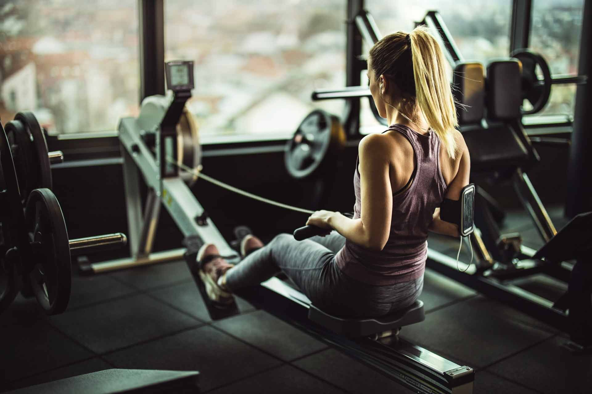 Benefits of Rowing