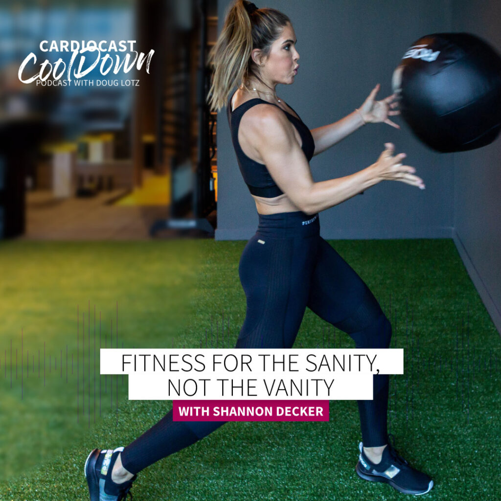 Celebrity Personal Trainer, Shannon Decker